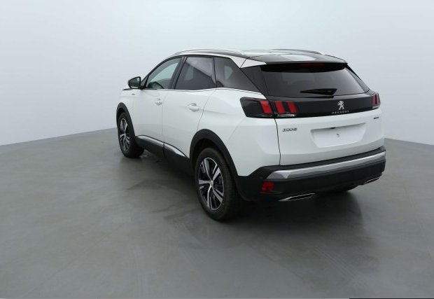 peugeot 3008 1 2 puretech 130ch s s eat6 allure sport design automobiles. Black Bedroom Furniture Sets. Home Design Ideas